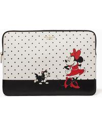 Kate Spade Disney X New York Minnie Mouse Universal Laptop Sleeve - Multicolour