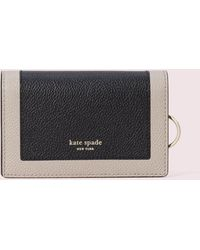 Kate Spade Margaux Small Key Ring Wallet - Multicolour
