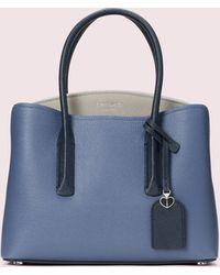 Kate Spade Margaux Medium Satchel - Blue
