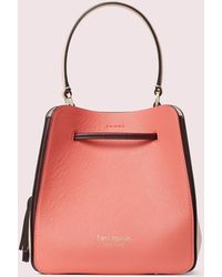 Kate Spade Busy Small Bucket Bag - Pink