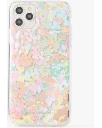 Kate Spade Painted Petals Iphone 11 Pro Max Case - Multicolour