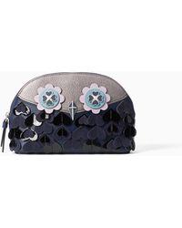 Kate Spade Zibbi Medium Dome Cosmetic - Multicolour