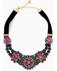 Kate Spade - Luminous Small Statement Necklace - Lyst