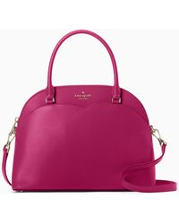 Kate Spade Payton Medium Dome Satchel - Multicolour