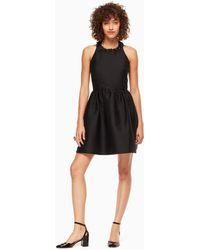Kate Spade - Poppy Embellished Mini Dress - Lyst