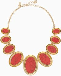 Kate Spade - Bright And Bold Statement Necklace - Lyst