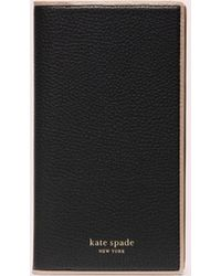Kate Spade - Sam Iphone Xr Wrap Folio Case - Lyst