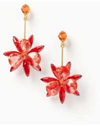 Kate Spade Blooming Brilliant Statement Earrings - Multicolour