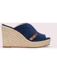 Kate Spade Tropez Sandals - Blue