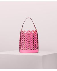 Kate Spade Dorie Small Bucket Bag - Pink
