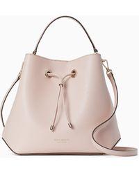 Kate Spade Eva Large Bucket - Pink