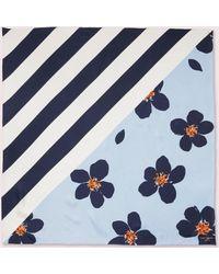 Kate Spade Grand Flora Square - Blue