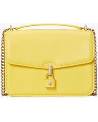 Kate Spade - Locket Large Flap Shoulder Bag - Lyst