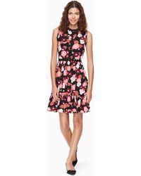 Kate Spade - Blooming Mini Dress - Lyst