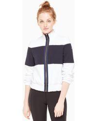 Kate Spade - Colorblock Jacket - Lyst