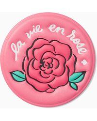 Kate Spade Ashe Place La Vie En Rose Sticker - Pink