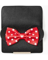 Kate Spade - Make It Mine Minnie Mouse Flap - Lyst