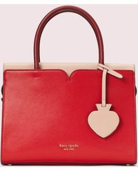 Kate Spade Spencer Medium Satchel - Red