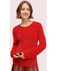 Kate Spade Crewneck Sweater - Red