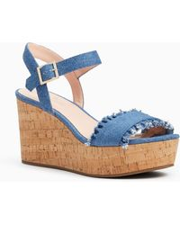 Kate Spade - Tomas Sandals - Lyst