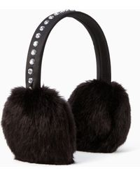 Kate Spade - Bedazzled Earmuff - Lyst