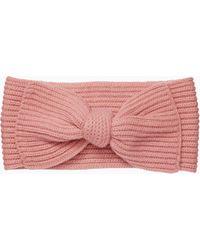 Kate Spade Solid Bow Headband - Multicolour