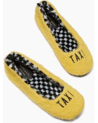 Kate Spade Taxi Slippers - Multicolour