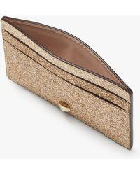 Kate Spade Burgess Court Boxed Cardholder - Metallic