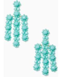 Kate Spade - The Bead Goes On Statement Earrings - Lyst