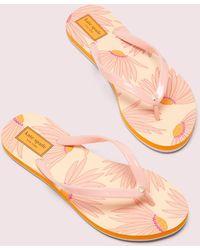 Kate Spade Fiji Flip Flop - Pink