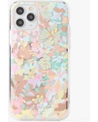 Kate Spade Painted Petals Iphone 11 Pro Case - Multicolour