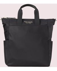 Kate Spade Daily Convertible Backpack - Black