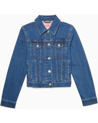 Kate Spade Denim Jacket - Blue