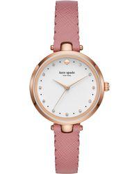 Kate Spade - Scallop Holland Watch - Lyst