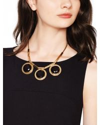 Kate Spade - Polish Up Necklace - Lyst