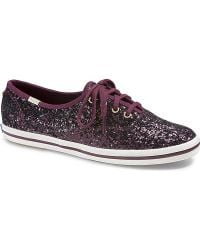 Keds X Kate Spade New York Champion Glitter - Multicolor