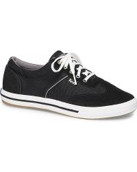 Keds Courty Twill - Black