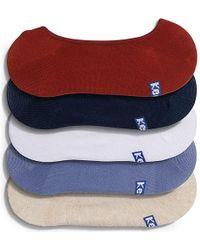Keds - 5 Pack Skimmer Socks - Lyst