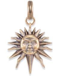 Kendra Scott Sun Charm - Metallic