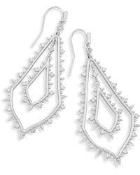 Kendra Scott - Alice Drop Earrings - Lyst
