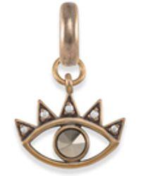 Kendra Scott Bright Eye Charm - Metallic