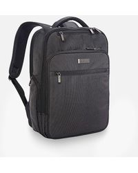 Kenneth Cole Brooklyn Commuter Double Compartment Backpack - Gray