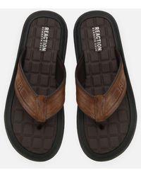 Kenneth Cole - Four Sandal D Flip-flop - Lyst