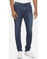 Kenneth Cole Slim Stretch Flex Jeans - Blue