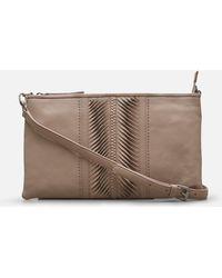 Kenneth Cole - Weave Me 2 Crossbody Clutch - Lyst