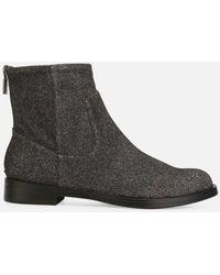 d774d65ba59 UGG Kalla Sweater Boot in Gray - Lyst