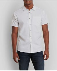 Kenneth Cole Reaction - Snap Shirt - Lyst