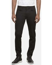 Kenneth Cole - The Mobility Comfort Stretch Twill Pant - Lyst