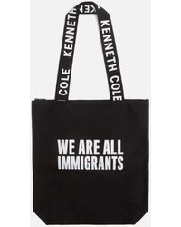 Kenneth Cole - We Are All Immigrants Tote - Lyst