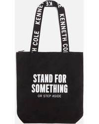 Kenneth Cole - Stand For Something Tote - Lyst
